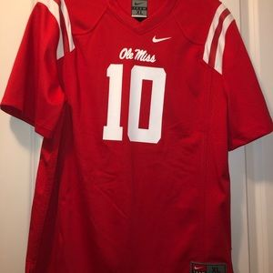 Ole Miss Nike Football Jersey